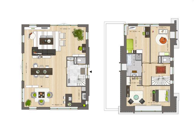 Plattegrond maken huis latest plattegrond huis maken van for Plattegrond van je huis maken